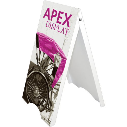 Apex Outdoor Sign Stand