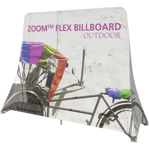 Zoom Flex Outdoor Billboard